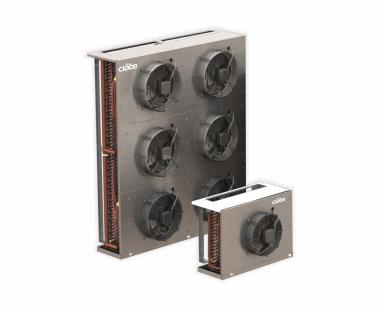 ELU | Ultra Evaporador de Ar Forçado